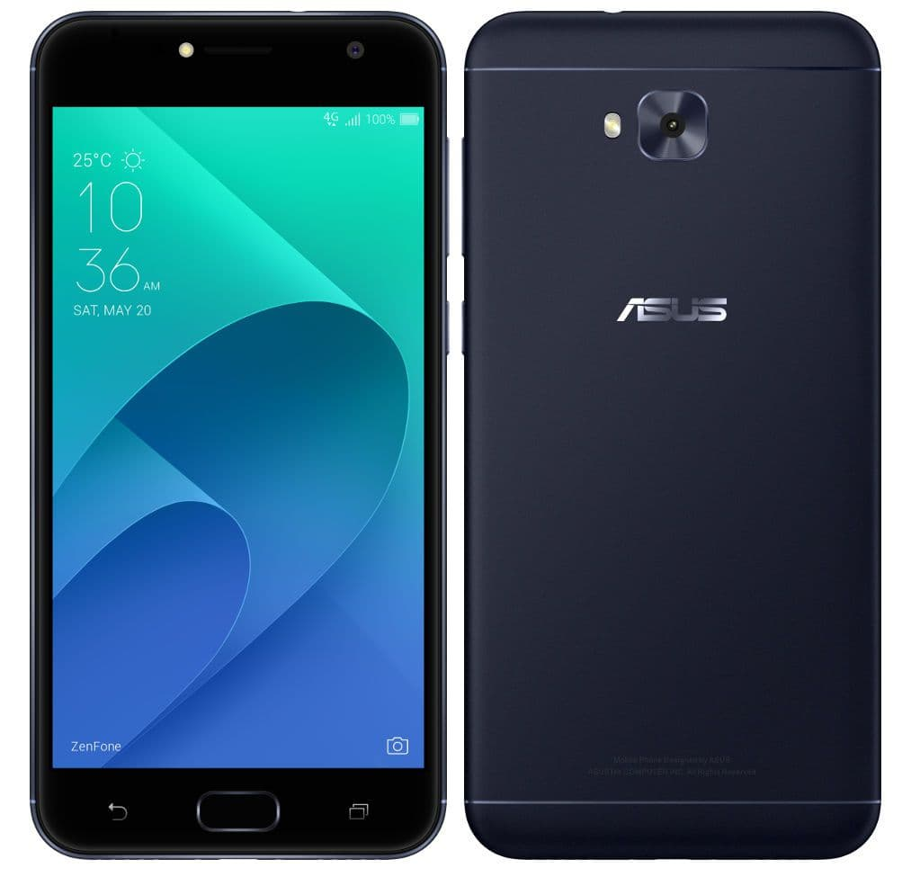 Avis Asus Zenfone Live Plus ZB553KL