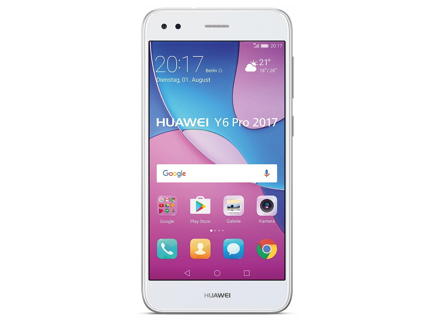 Avis Huawei Y6 Pro 2017